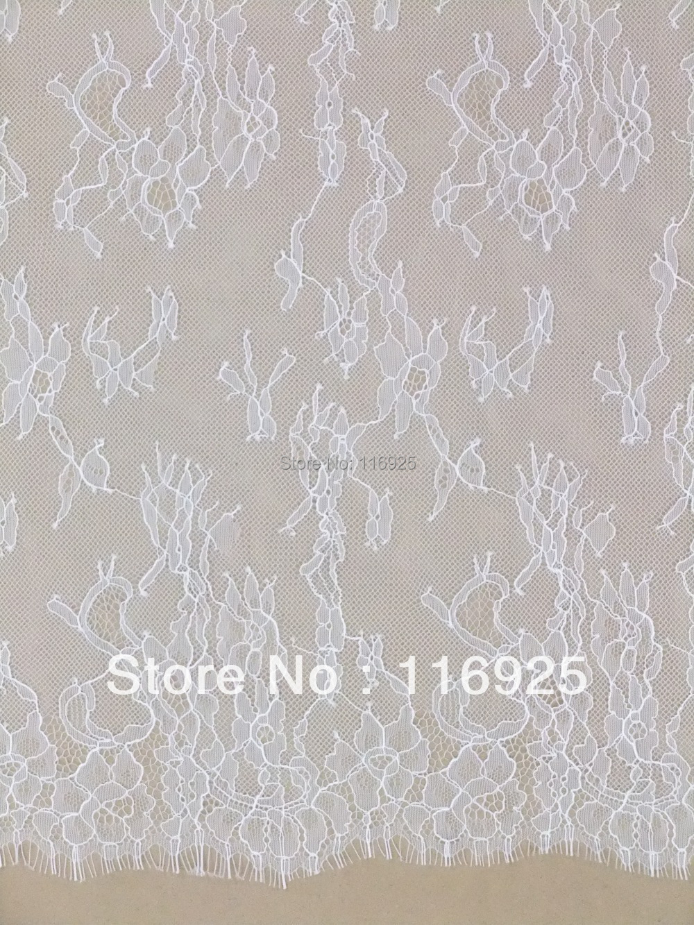 Buy french eyelash soft lace fabric for French lace fabric for wedding dresses