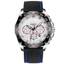 Best Selling 2019 Products Waterproof Clock Luxury Brand Stainless Steel Quartz Watch Men Sport  Military Wristwatch купить недорого в Москве