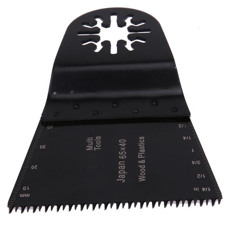 1pc 65mm Saw Blades HCS Metal Oscillating Multi Tools For Metal Wood Cutting Saw DIY Renovator Tool
