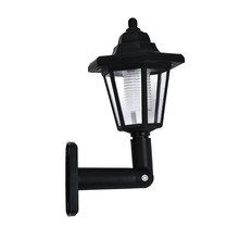 New Arrive Solar Power LED Light Path Way Wall Home Decoration Hot Landscape Mount Garden Fence Lamp Outdoor Fish tank Light