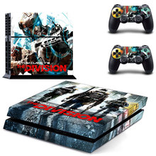 Tom Clancy's Rainbow Six Siege PS4 Skin Sticker Decal Cover  For Sony PS4 PlayStation 4 Console and 2 controller skins