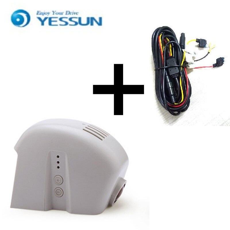 YESSUN pour Audi A7 2014 voiture WiFi DVR Dash caméra conduite enregistreur vidéo Novatek 96655 FHD 1080 P Dash Cam