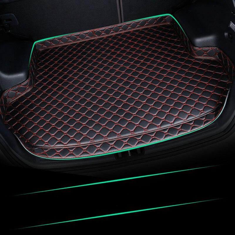 Custom No Odor Waterproof Non Slip Boot Carpet Car Trunk Mat for Porsche Cayenne Macan Cayman Boxter...Custom No Odor Waterproof Non Slip Boot Carpet Car Trunk Mat for Porsche Cayenne Macan Cayman Boxter...
