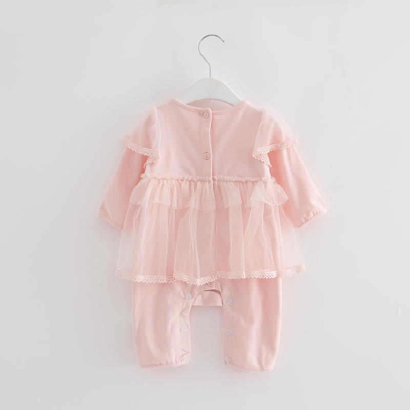 Autumn Long Coverall Spring