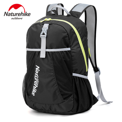 * Men Women Lightweight Outdoor Sports Backpack Foldable Nylon Hiking Camping Mountaineering Gym Fitness Travel Bag