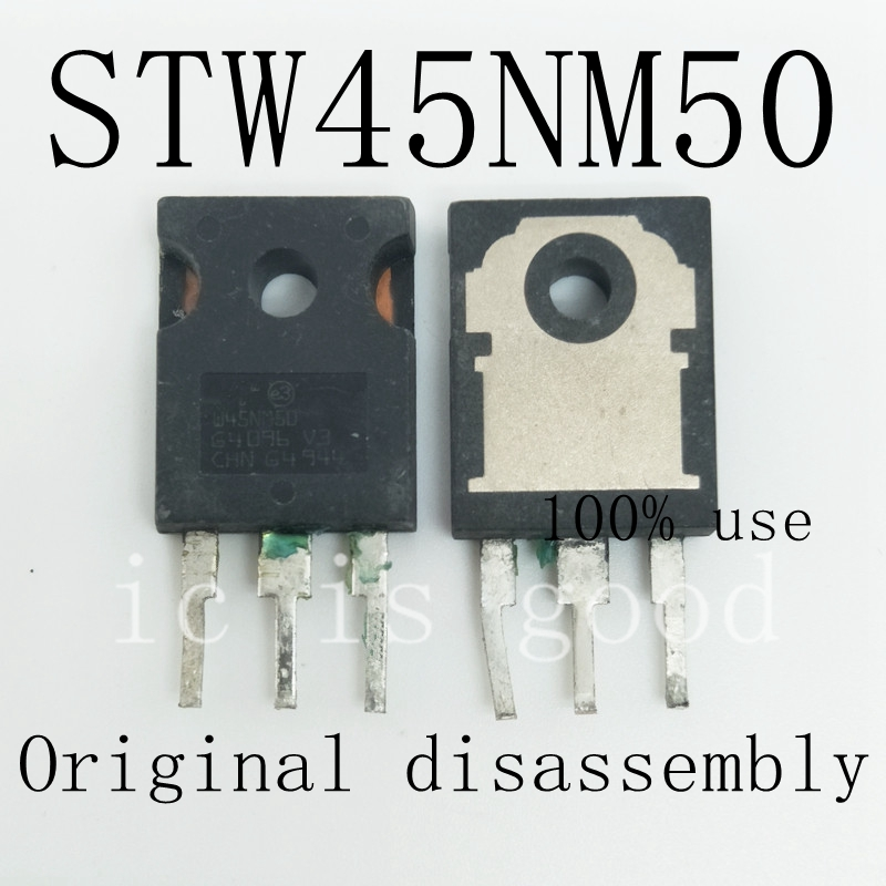 5PCS-20PCS STW45NM50 W45NM50 45NM50 TO-247 Original Disassembly