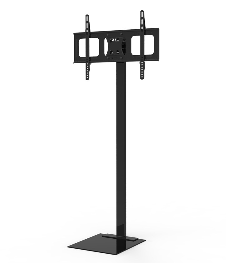 37 60inch glass led lcd plasma tv stand lcd tv floor mobile stand  tv mount  mobile lcd stand