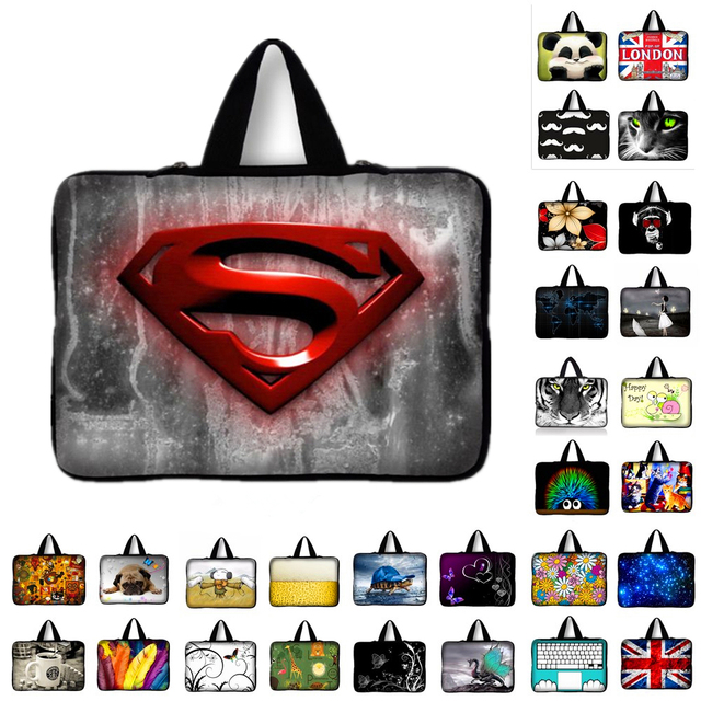 waterproof 7 9.7 10 12 11.6 13 13.3 Notebook Sleeve 14 14.4 15 15.4 15.6 17 17.3 inch Laptop Bag Case Cover With handle #W