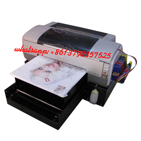 2017 new digital t shirt printer t shirt printing machine for Computerized t shirt printing machine