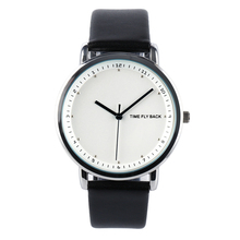Brand Time Story Anticlockwise Casual Watch Men Watches Simple Refreshing Fashion Personality Student Noble Breath Steel Watch