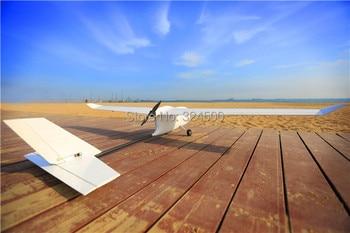 Nuevo Skywarrior 2030mm UAV FPV plataforma aviones blanco promoción Control remoto eléctrico Powered Glider venta RC modelo aviones Kit
