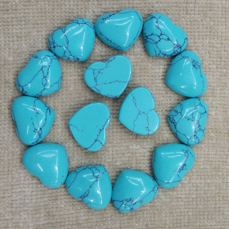 2016 fashion good quality stone heart shape cab cabochons beads for jewelry making 15x18mm wholesale 30pcs/lot free