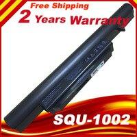 11 1 В 4400 мАч аккумулятор для ноутбука  SQU-1003  для Hasee A560P K580P SQU-1008