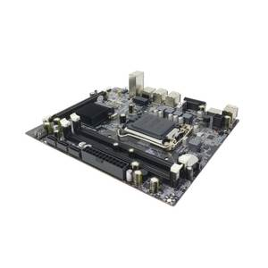 H55 Motherboard LGA 1156 DDR3 RAM Drop Shipping VGA DVI 8G SATA 6 Channel