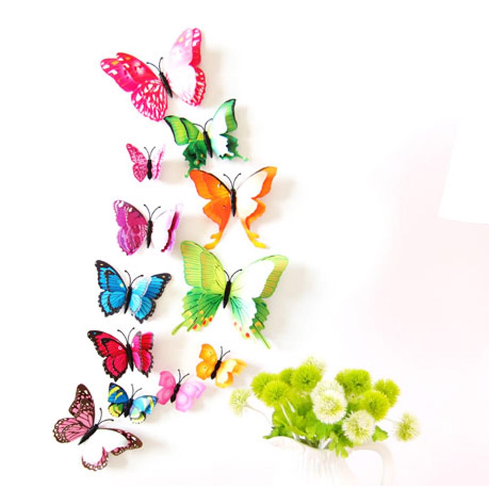 HTB1rsqVOpXXXXXLXXXXq6xXFXXXB - 12pcs Mix Size 3D Butterfly