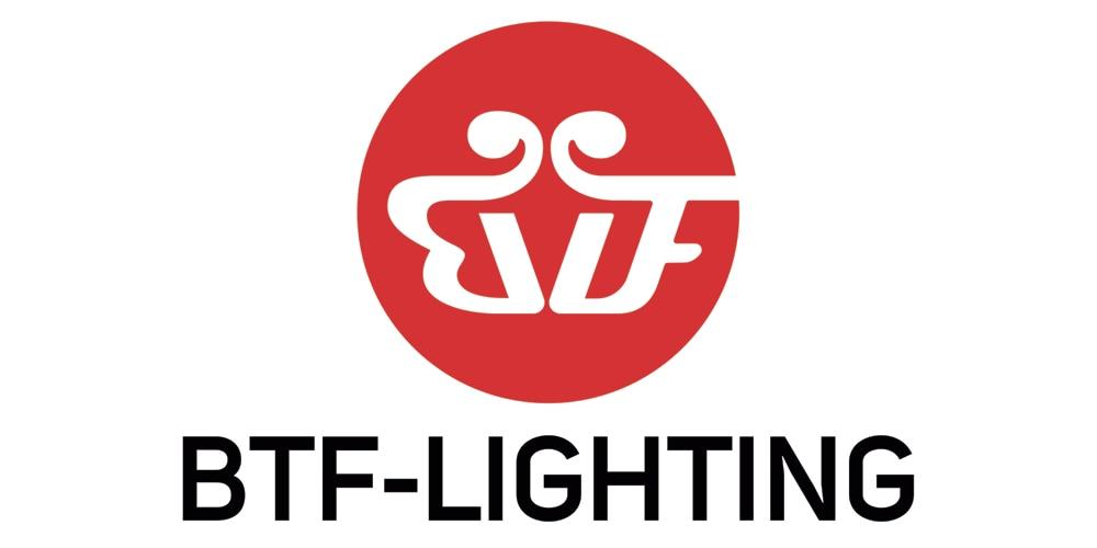 Лого бренда BTF-LIGHTING из Китая