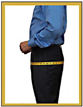 Hips Seat Measurements