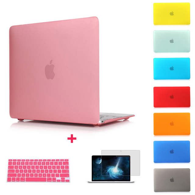 Новый Релиз 2016 Прорезиненные Матовая Жесткий чехол для Ноутбука Чехол Для Macbook Pro 13 A1706/A1708 С Сенсорным Бар + Крышка Клавиатуры