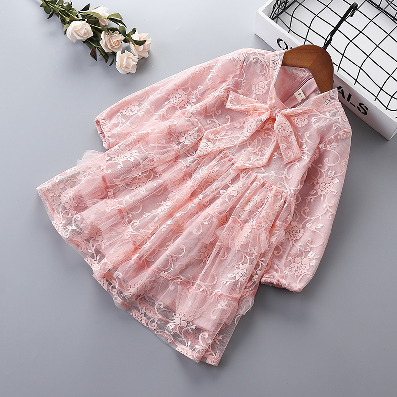 0-6 years High quality girl dress 2019 spring new fashion European and American style kid children girl clothing princess dress0-6 years High quality girl dress 2019 spring new fashion European and American style kid children girl clothing princess dress