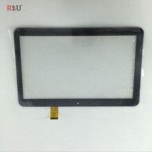 Продажа Новый 10.1 «емкостный сенсорный экран панели стекла Digitizer Запасные части для Digma Optima 10.4 3 г tt1004pg YLD-CEGA566-FPC-A0