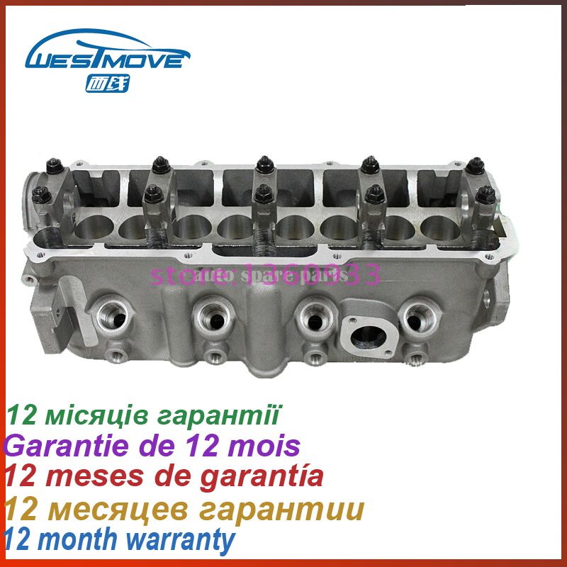 cylinder head 908 010 908010 50003055 50003058 11-08010-SX 068103351E 068103351K 068103351D 068103351G for AUDI VW
