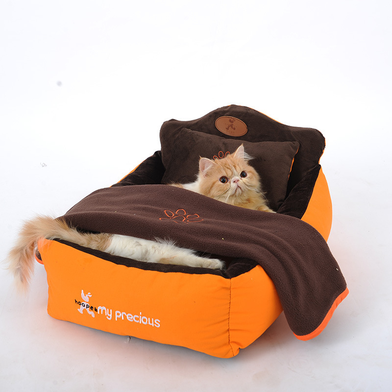 Pet Dog Cat Sofa Bed