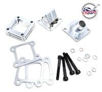 Performance CNC Intake Reed Reed Valve Fibreglass 47CC 49CC Mini Moto ATV Quad Dirt Pit Pocket bike Parts