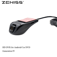 ZENISS Front DVR camera with ADAS USB Camera for Zeniss SilverStrong Android8.1 8.0 7.1 6.0 OS Car DVD GPS Navigation Radio