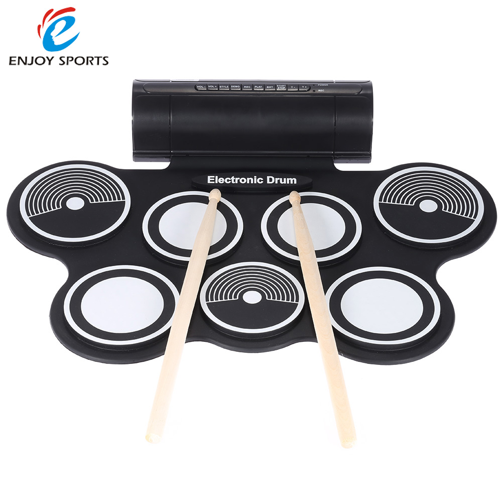 online get cheap electronic drum pad alibaba group. Black Bedroom Furniture Sets. Home Design Ideas