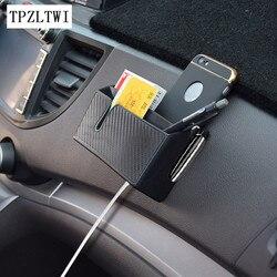 TPZLTWI Für Mitsubishi Lancer 10 9 Outlander 3 Asx Pajero Sport L200 Colt Carisma Galant Eclipse Montero Grandis Auto Lagerung tasche