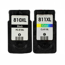 PG-810 Ink Cartridge for Canon PG810 CL811 For Canon MP245 MP258 MP268 MP276 MP486 MP496 MX328 MX338 MX366 MX416 MX426 iP2770 стоимость