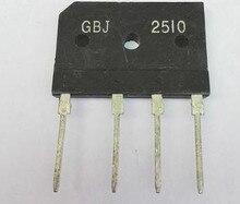 25В A 1000 V диодный мост выпрямитель gbj2510 ZIP в наличии