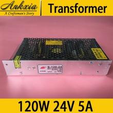 120W 24V 5A Professional Laser Cutting Machine CNC 3D Engraver Printer Transformer