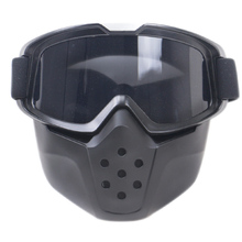 professional riding mask motorcycle helmet goggle Jet helmet mask open face motor helmet goggle outdoor riding equipments