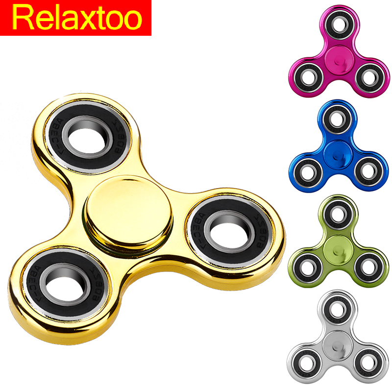 Fidget Spinner Tri Hand Spiner Toys Luminous Finger Batman Plastic Spinner Toy For Autism ADHD EDC Anxiety Stress Focus Kid Gift spinner fidget toy plastic edc hand spinner for autism and adhd rotation time long anti stress toys