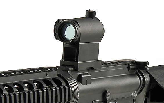 WIPSON aim tactical Red/Green Dot With QD Mount and Low Mount Airsoft air gun Scope Red Green Dot riflescope Optical Sight