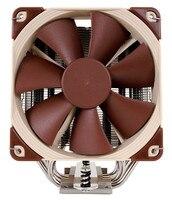 Noctua nh u12s se am4 AMD am4 компьютер процессор Процессор охладители болельщиков Вентилятор охлаждения содержат Термальность Соединение Cooler поклонн