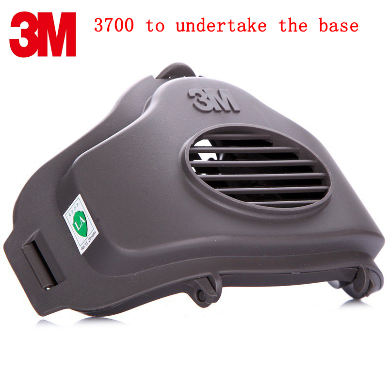3M 3700 To Undertake The Base 3200 Mask Accessories 3701CN \ 3744K Filter Cotton Filter Cover