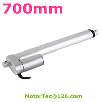 700mm stroke 1500N 150KG load capacity high speed 12V 24V DC electric linear actuator,actuator linear