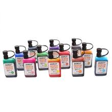Baoke Paint Ink for POP Markers 25ml Alcohol Based Waterproof(China)