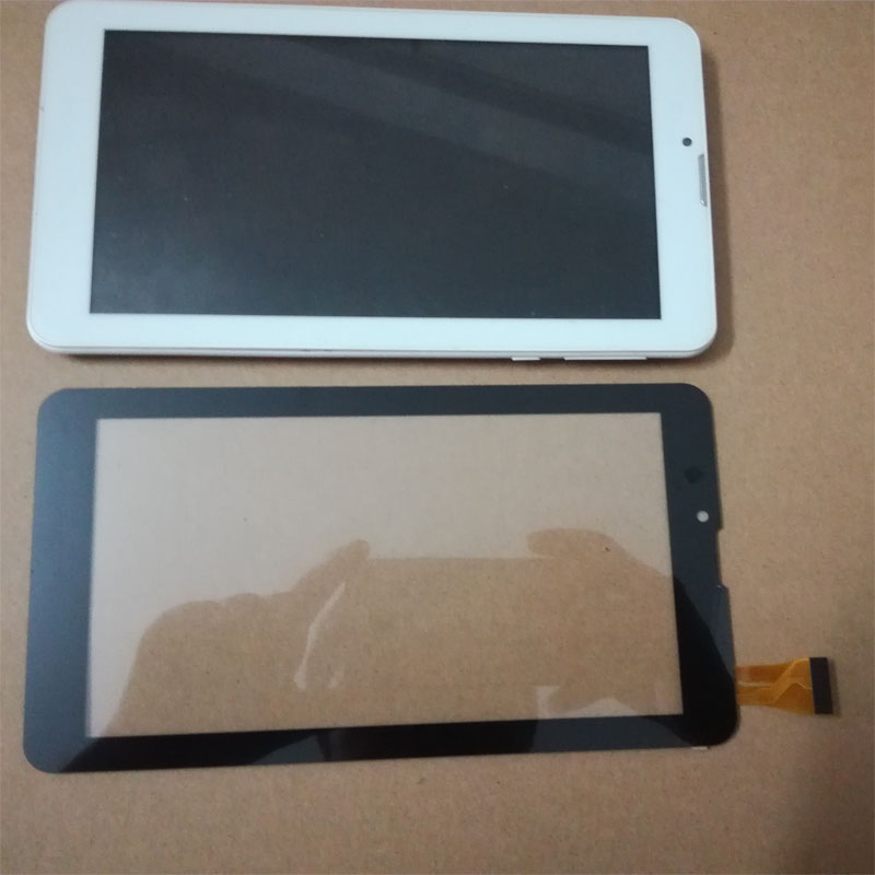 replacement  7 inch MTK6577 MTK6572 dual core Tablet PC TP FM707101KD FM707101KC FM707101KE HS1275 touch screen panel Digitizer