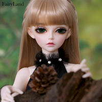 Волшебная страна FairyLine60 Ria bjd куклы 1/3 модель тела для маленьких девочек мальчиков, куклы Высокое качество игрушки OUENEIFS