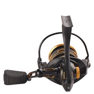 Image 4 - Penn Clash 3000 8000 Spinning Fishing Reel 8+1BB Full Metal Body Spinning Wheel for Saltwater Carp Fishing Carretilha De Pesca
