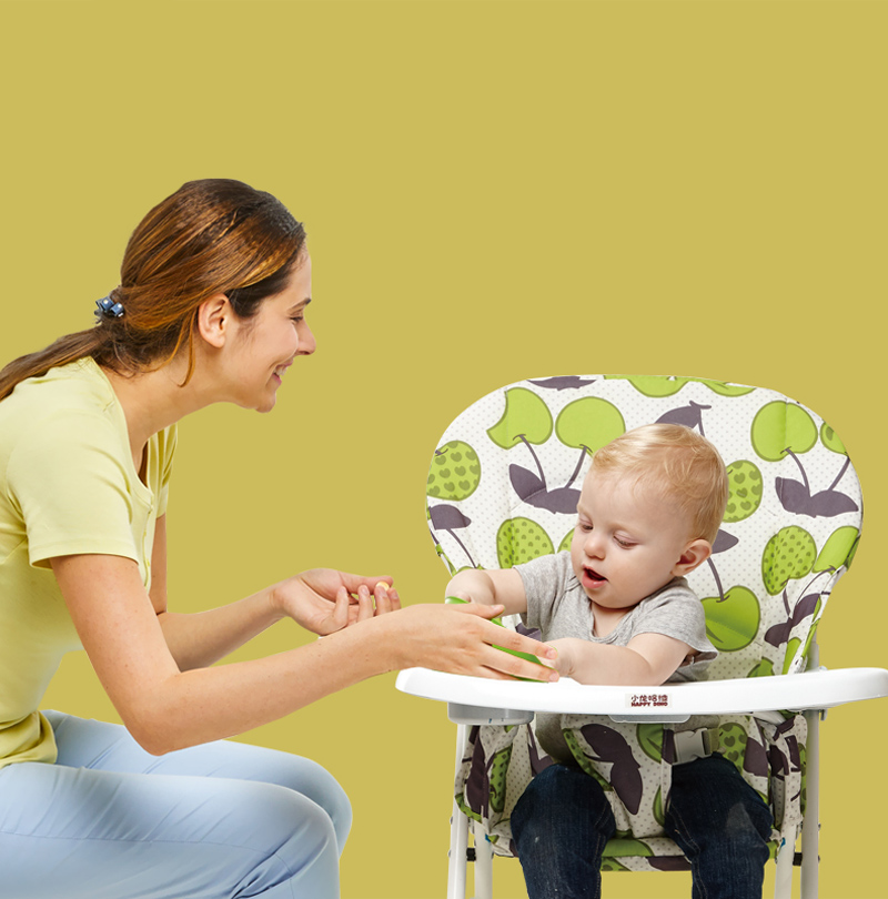Portable Baby Children Chair Seat Adjustable Foldable Baby Eating Dining Table Chair Seating Baby Chair For Feeding