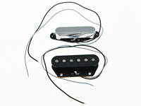 KAISH Set Of 2 Vintage Sound Alnico 5 Tele Pickup Pickups For Telecaster