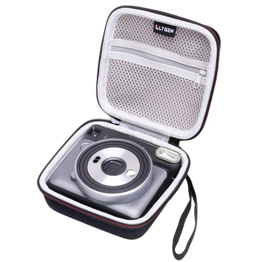 LTGEM EVA Hard Travel Case Fits Fujifilm Instax Square SQ6 - Instant Film Camera