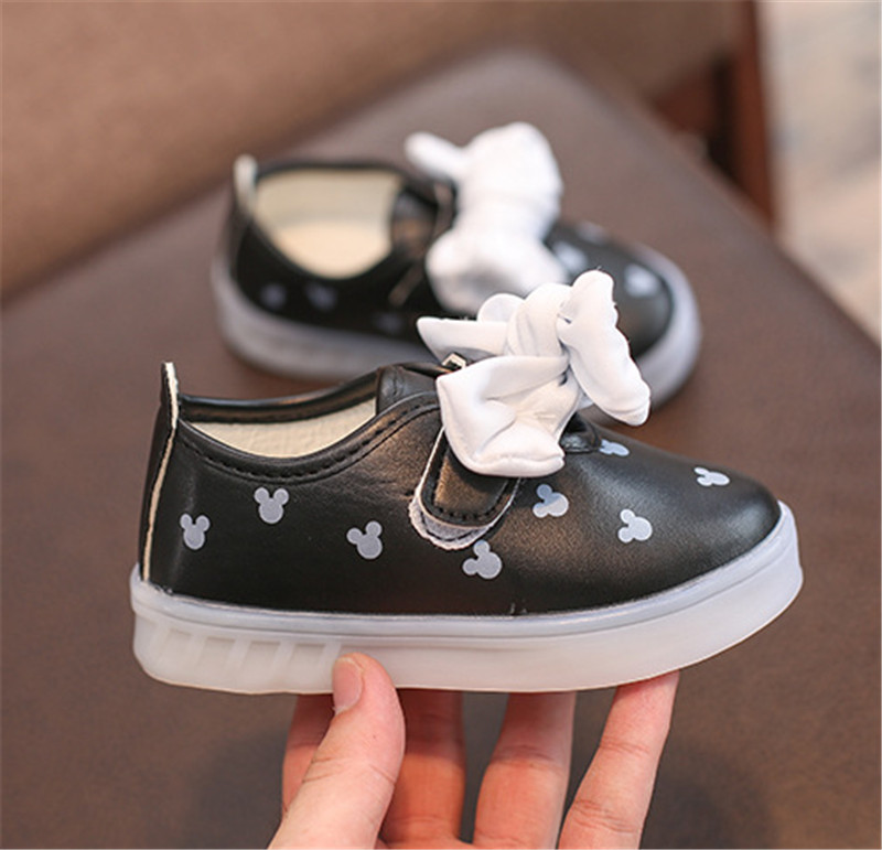 kids girls shoes with light (15)