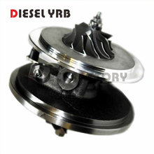 Turbo replacement parts turbo cartridge CHRA GT1749V 757042 for Volkswagen Passat B6 2.0 TDi