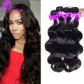 10AMink Brazilian Virgin Hair Body Wave Best Unprocessed Virgin Brazilian Hair Weave bundles cheap 4 bundles Brazilian body wave