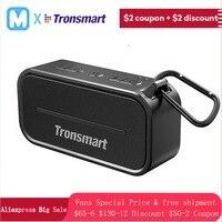Tronsmart T2 wireless Bluetooth Portable speaker 24h Playtime with Mic Waterproof IPX5 Outdoor Speaker